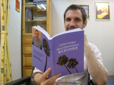 Zoltan Gregor: Mind Optimization